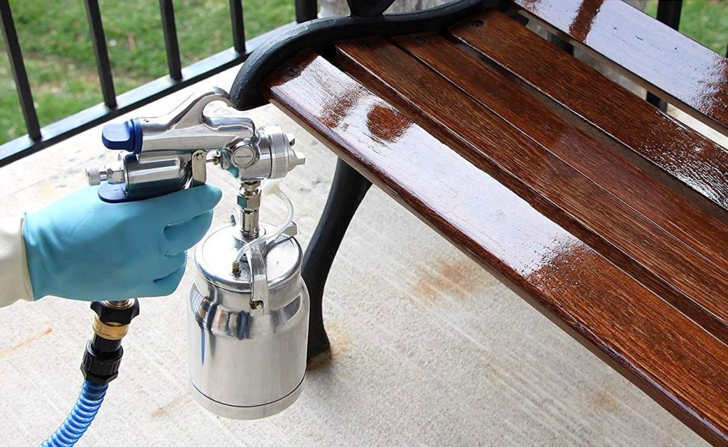 10 Fantastic Lacquer Spray Guns - Add Exquisite Finishes to Your DIY Projects!