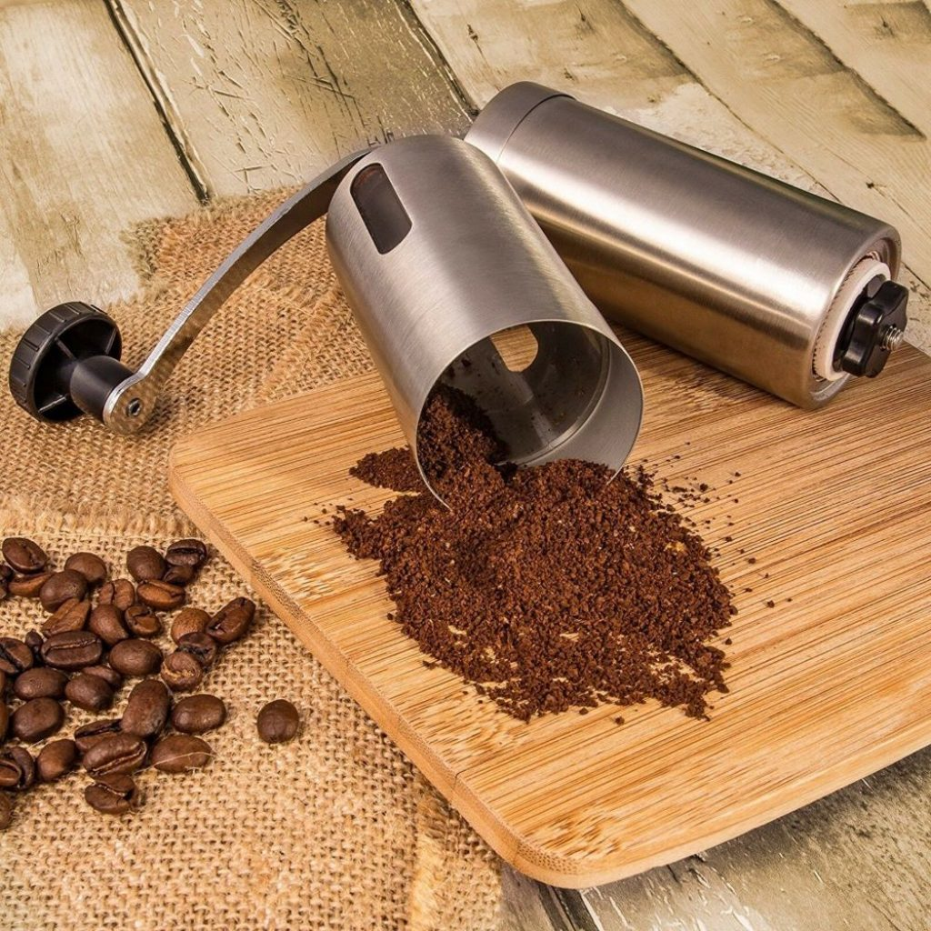 6 Incredible Manual Coffee Grinders - Grind Your Coffee the Way You Like It