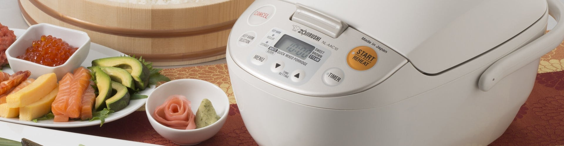 Best Sushi Rice Cookers