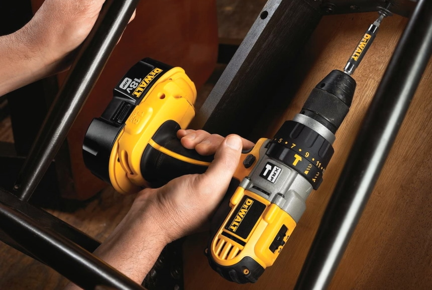9 Best Cordless Hammer Drills for a Project of Any Scale