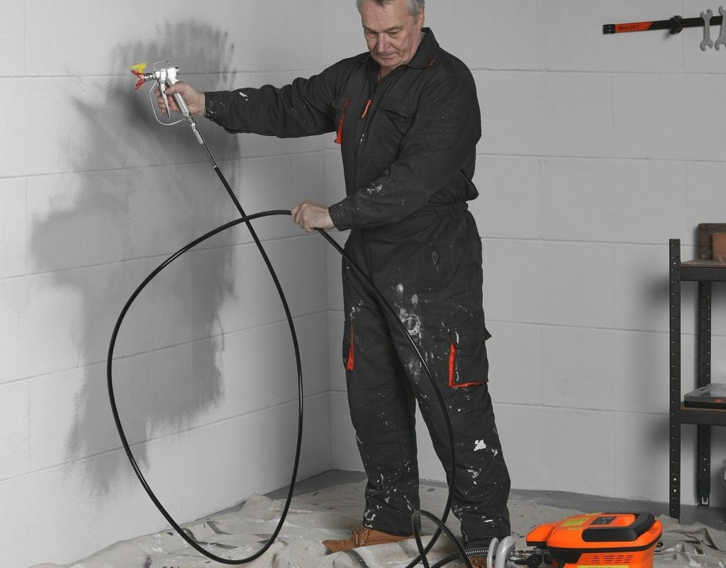 Top 8 Indoor Paint Sprayers for Your Small or Large Projects