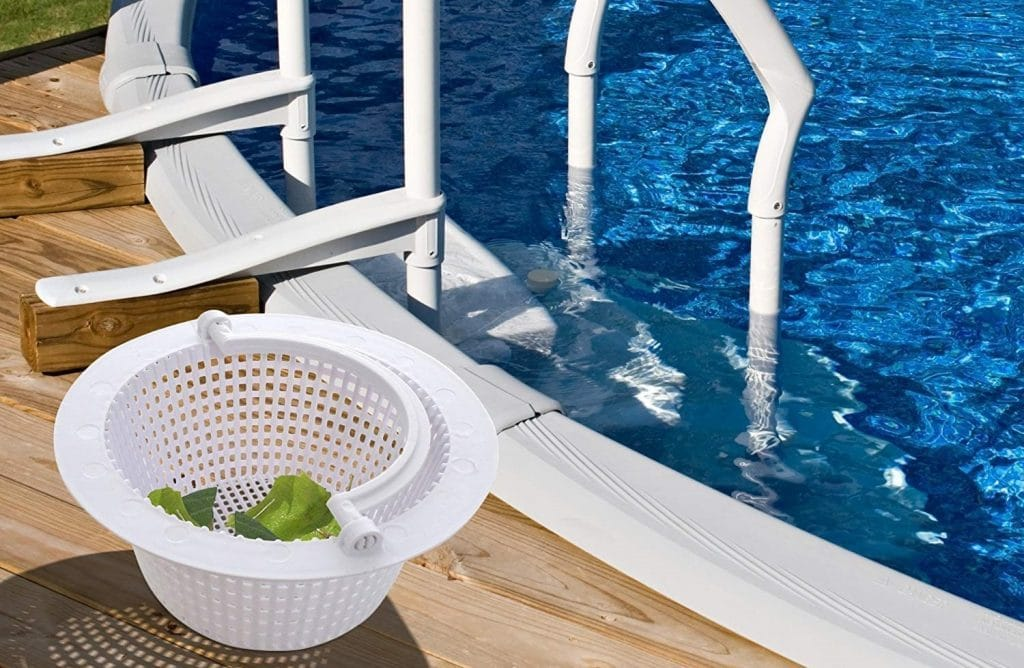 5 Best Pool Skimmer Baskets - Take Care of Your Pool Filtration System