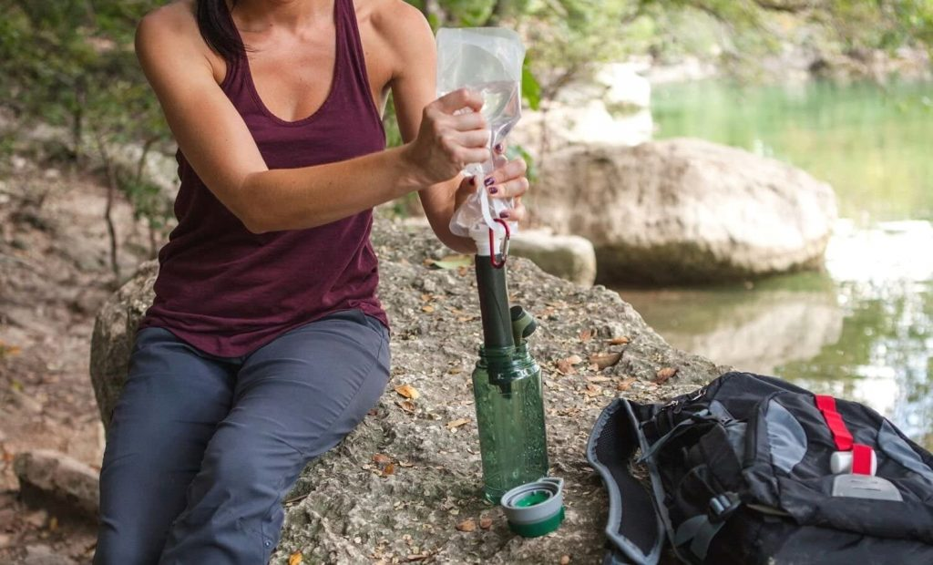 10 Best Portable Water Filters – Your Personal Source of Clear Water!