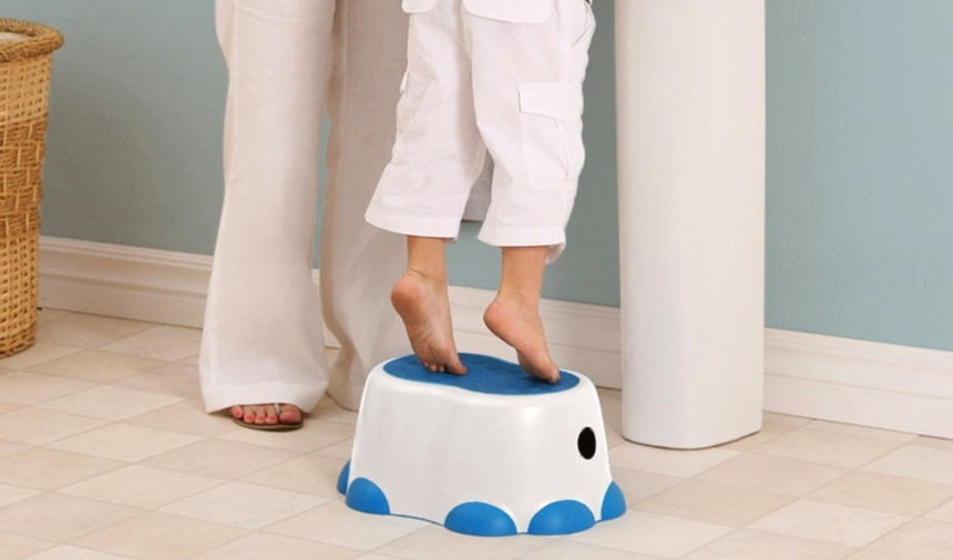 7 Most Functional Toddler Step Stools — Take Your Kid to New Heights!