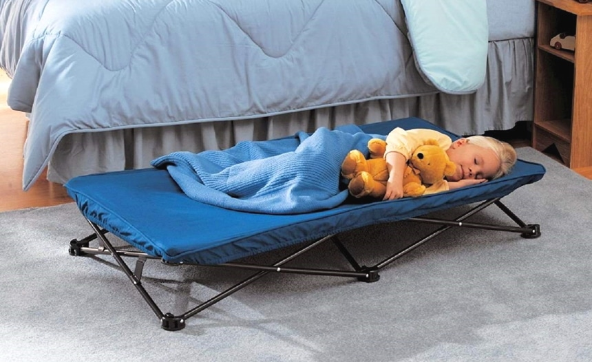 5 Handiest Toddler Travel Beds — Let Your Kid Feel Like Home Wherever You Go!
