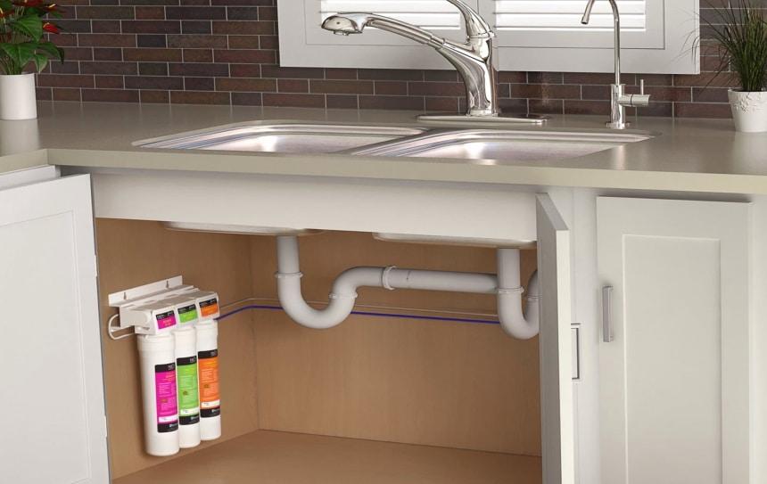 10 Best Under Sink Water Filters - Crisp and Clean Drinking Water, Straight From Your Tap!