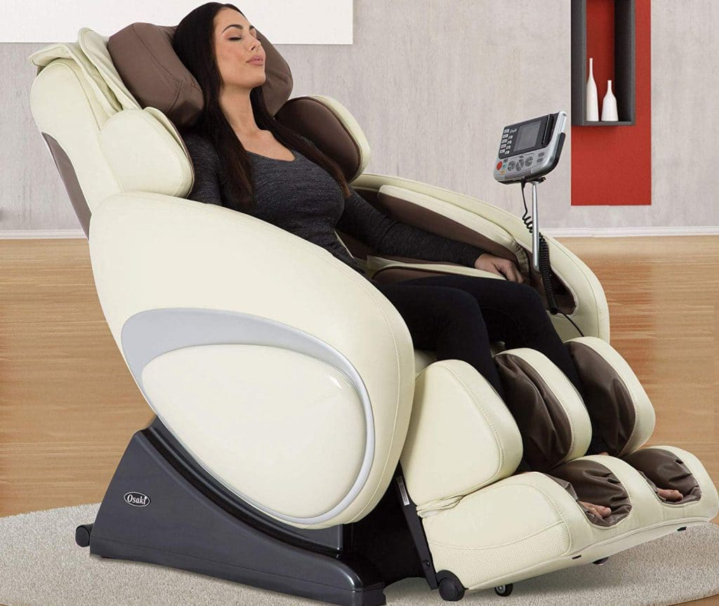 10 Best Massage Chairs Under $2000 to Help You Unwind After a Stressful Day
