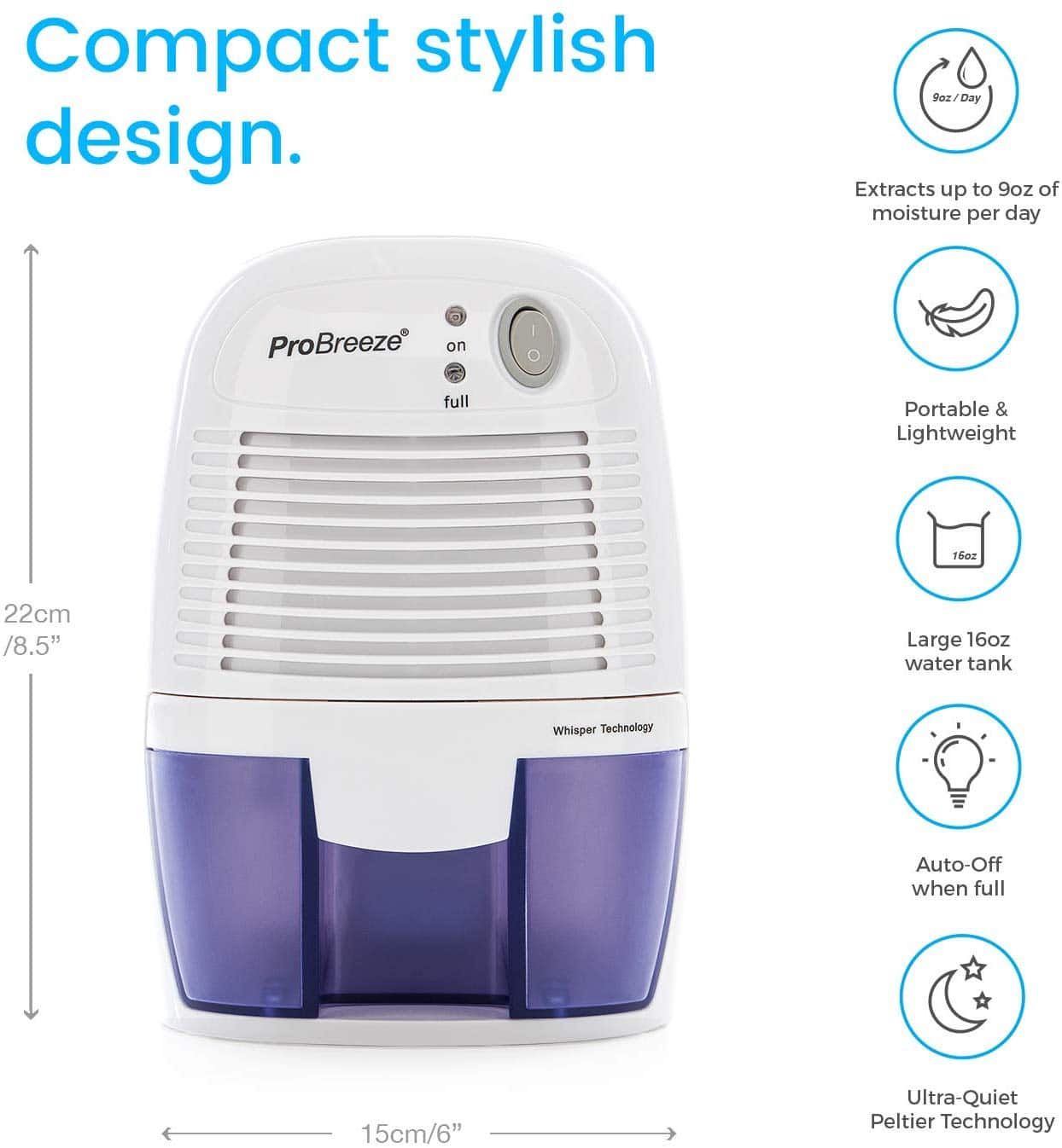5 Best Dehumidifiers For Bedroom (May 2020)