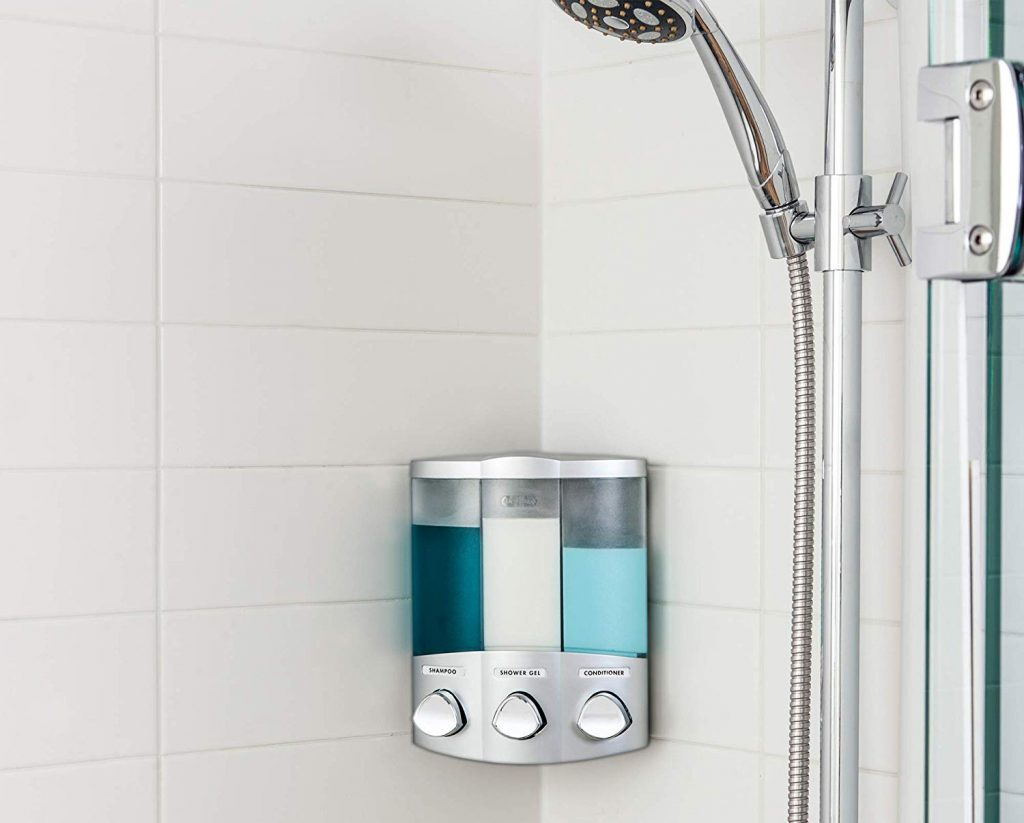 5 Best Shower Dispensers — Make Your Bathroom Organised and Clutter-Free!