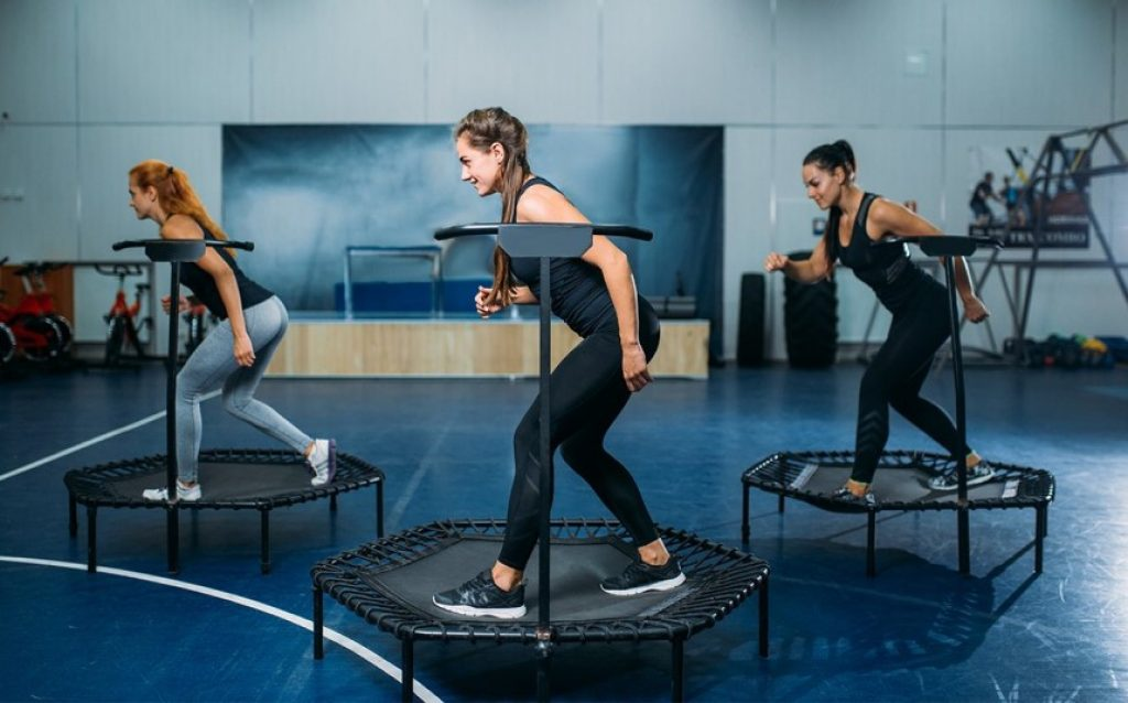 5 Best Trampolines for Gymnastics - Cardio Workout Easier Than Ever