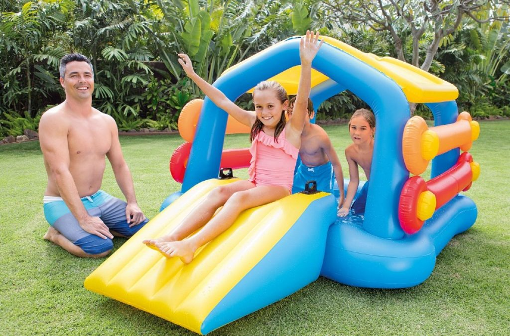 6 Most Exciting Inflatable Water Slides — Easy Setup, Endless Fun!