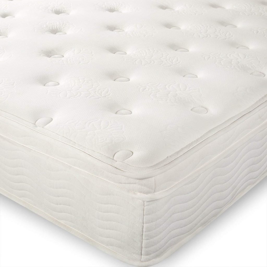 9 Best Mattresses For Heavy People May 2020 Ultimate Guide