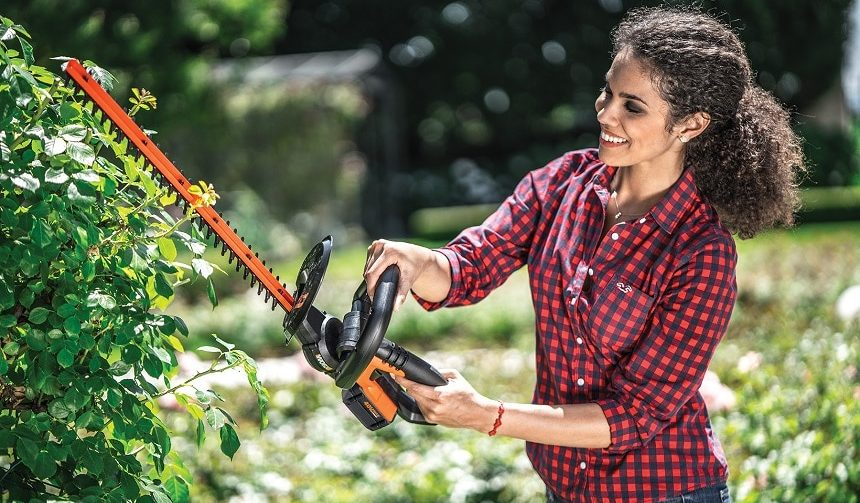 10 Best Lightweight Hedge Trimmers – Effortless Operation and Improved Control!