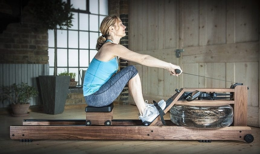 3 Best Water Rowing Machines - Authentic Water Feeling