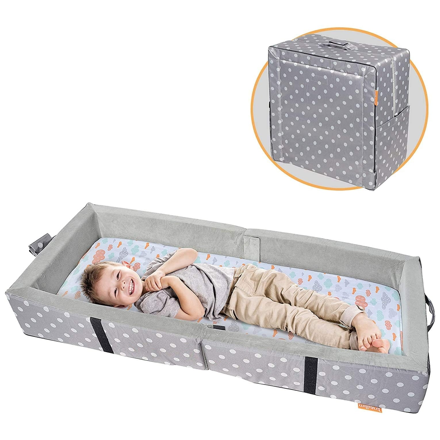 5 Best Toddler Travel Beds (May 2020) — Reviews & Buying Guide