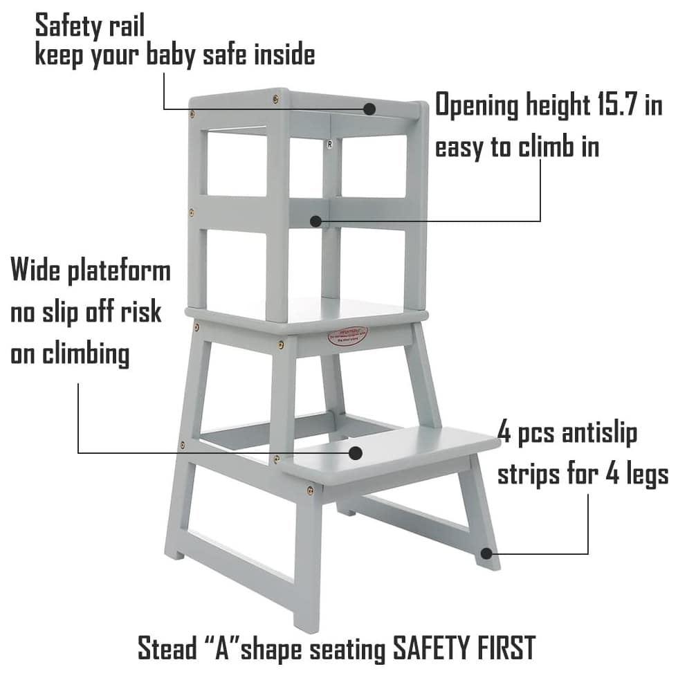7 Best Toddler Step Stools May 2020 Reviews Amp Buying Guide