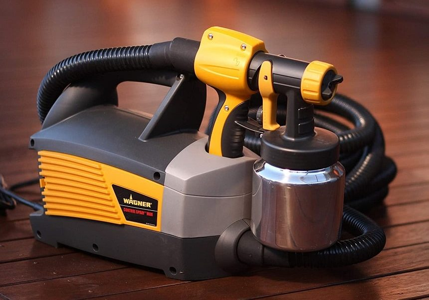 Top 8 HVLP Paint Sprayers – Get Quality Finish Fast!