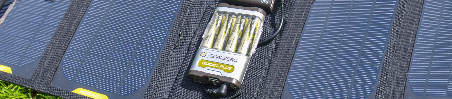 Best Solar Light Batteries