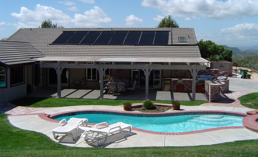 5 Best Solar Pool Heaters – Efficient Systems for Reduced Energy Bills!