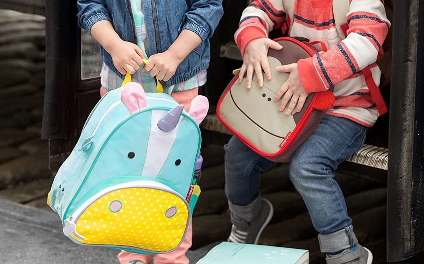 7 Best Toddler Backpacks — Cute and Functional