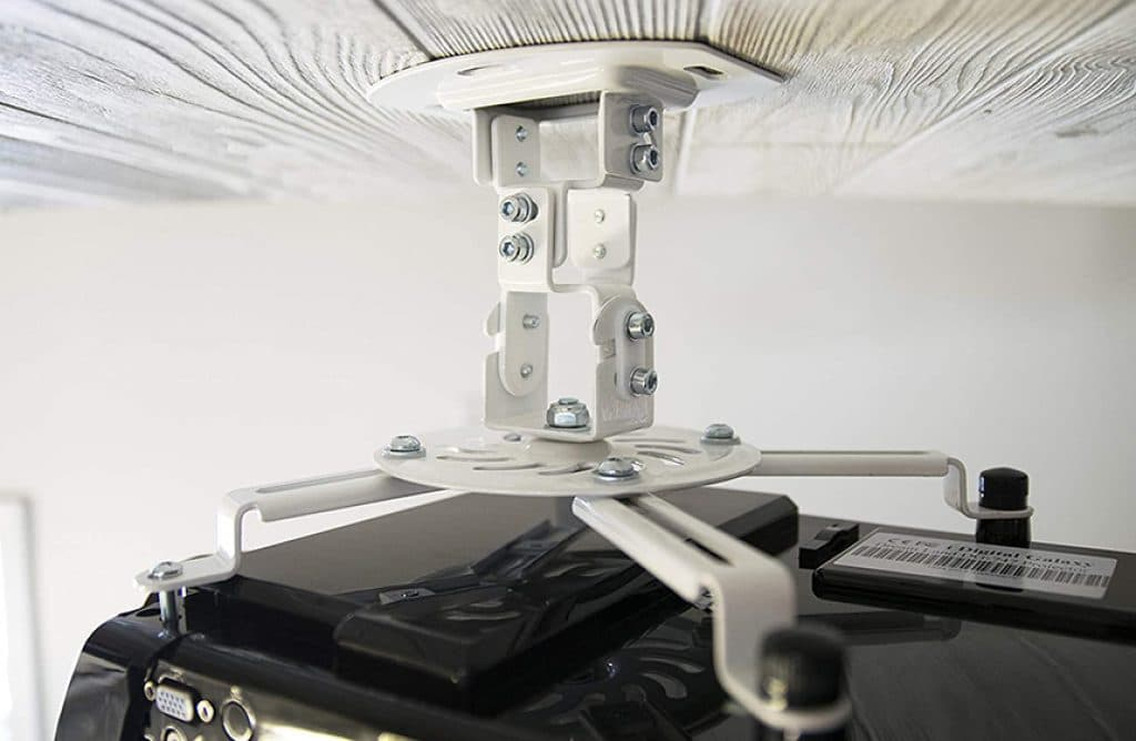 10 Best Projector Mounts – Install Your Projector Anywhere You Want!
