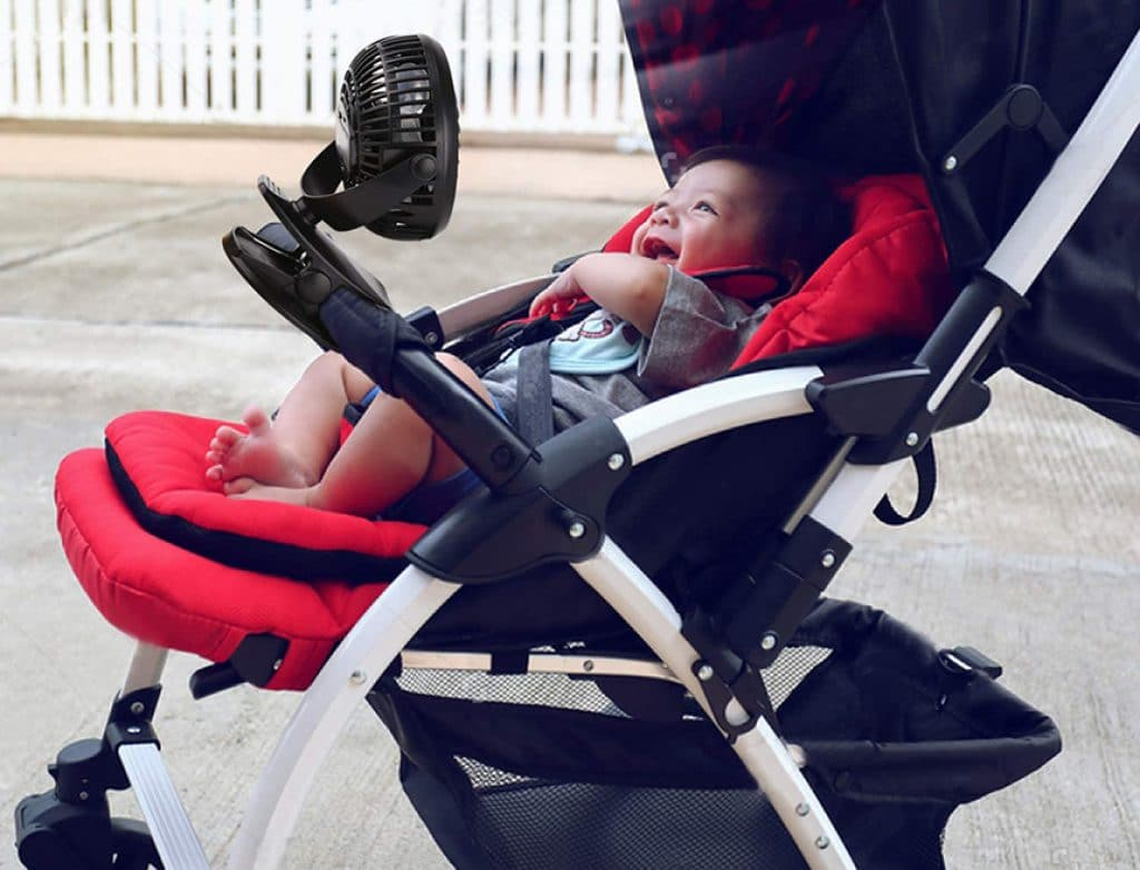 9 Best Stroller Fans to Provide Enough Cool Air for Your Child