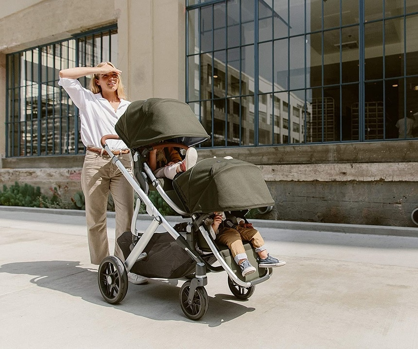 10 Best Double Strollers – Take Both Kids with You!