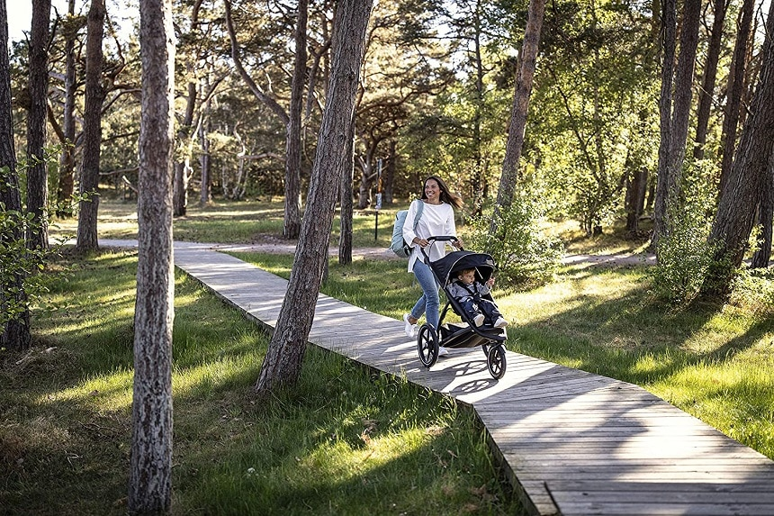 12 Most Reliable Jogging Strollers to Spend Healthy Time with Your Little Ones