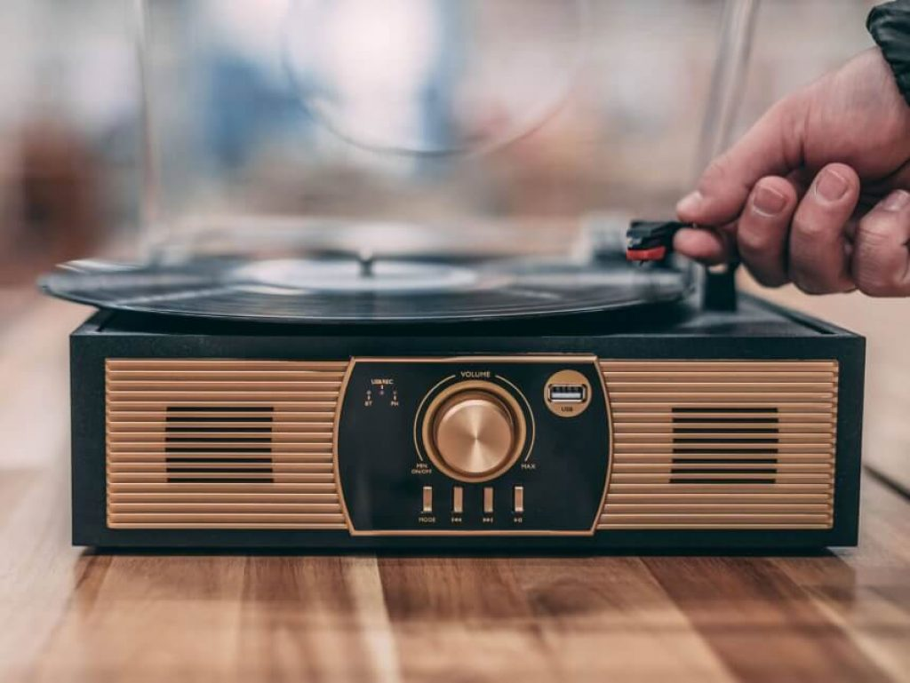 6 Amazing Record Players with Speakers to Play Favorite Vinyl on the Go