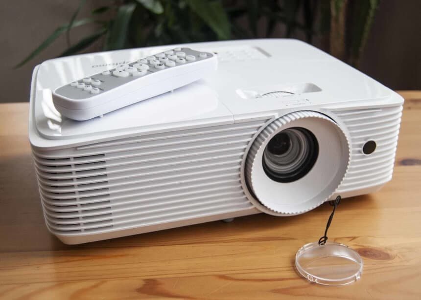 How to Clean a Projector Lens and Keep It in Tiptop Shape
