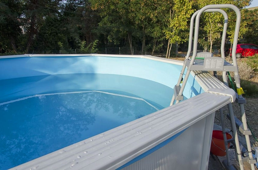 10 Safest Above-Ground Pool Ladders – Make Getting In and Out of the Pool Easy!