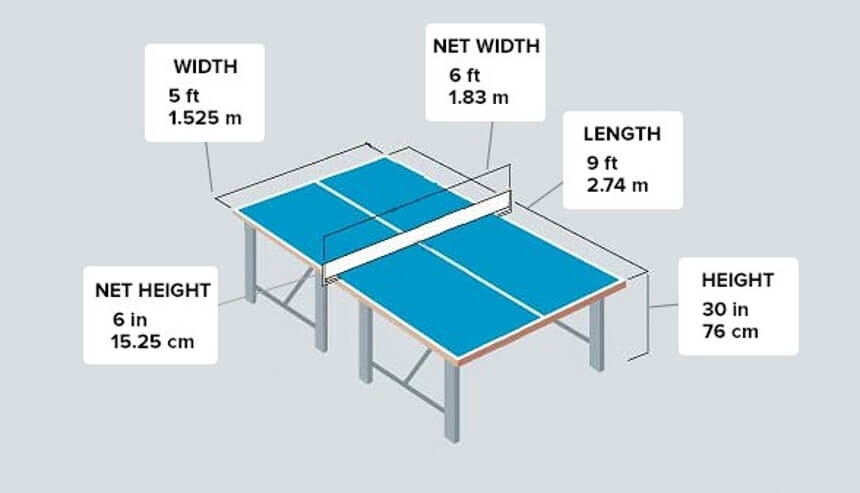 How to Make a Ping-Pong Table?