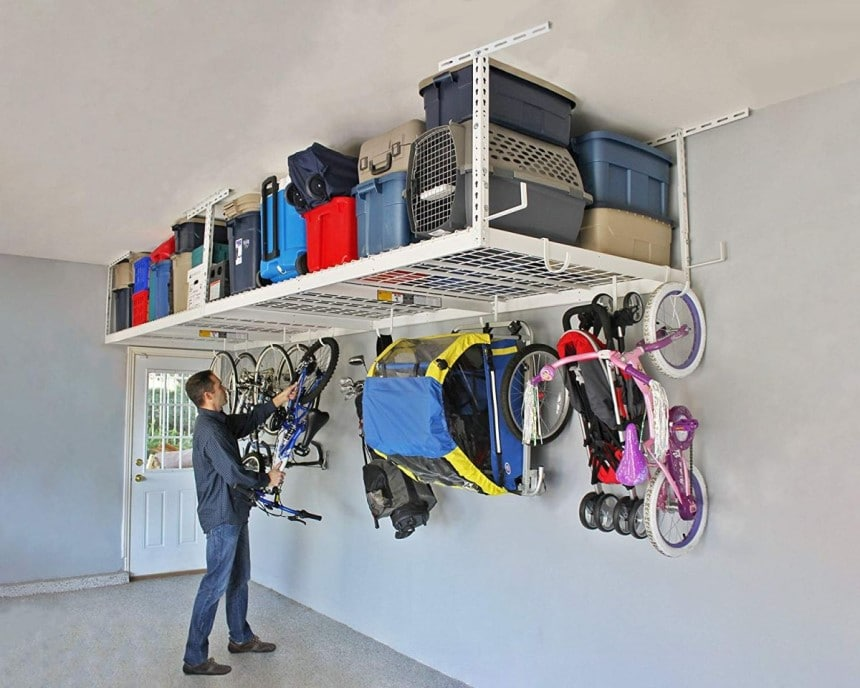 Interesting Garage Ceiling Ideas and Designs