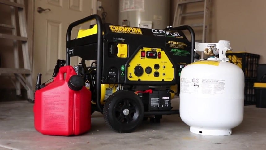 How Does a Dual-Fuel Generator Work? Shown and Explained