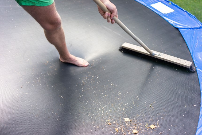 How to Clean a Trampoline: It's Easier Than You Thought!