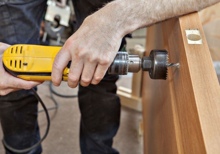 How to Sharpen Hole Saws
