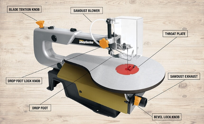 How to Use a Scroll Saw: The Beginner's Guide