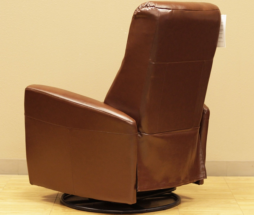 How to Remove the Back of a Recliner?