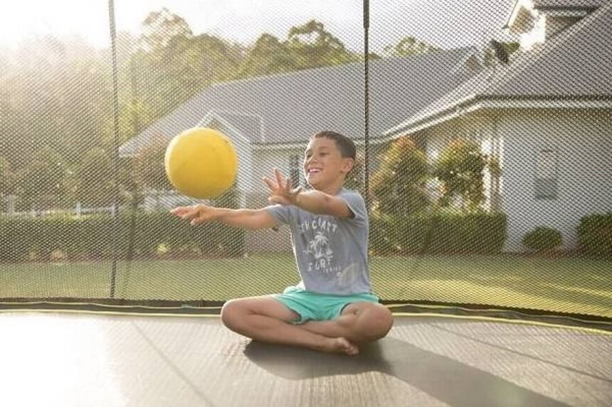 46 Fun Trampoline Games for You and Your Kids