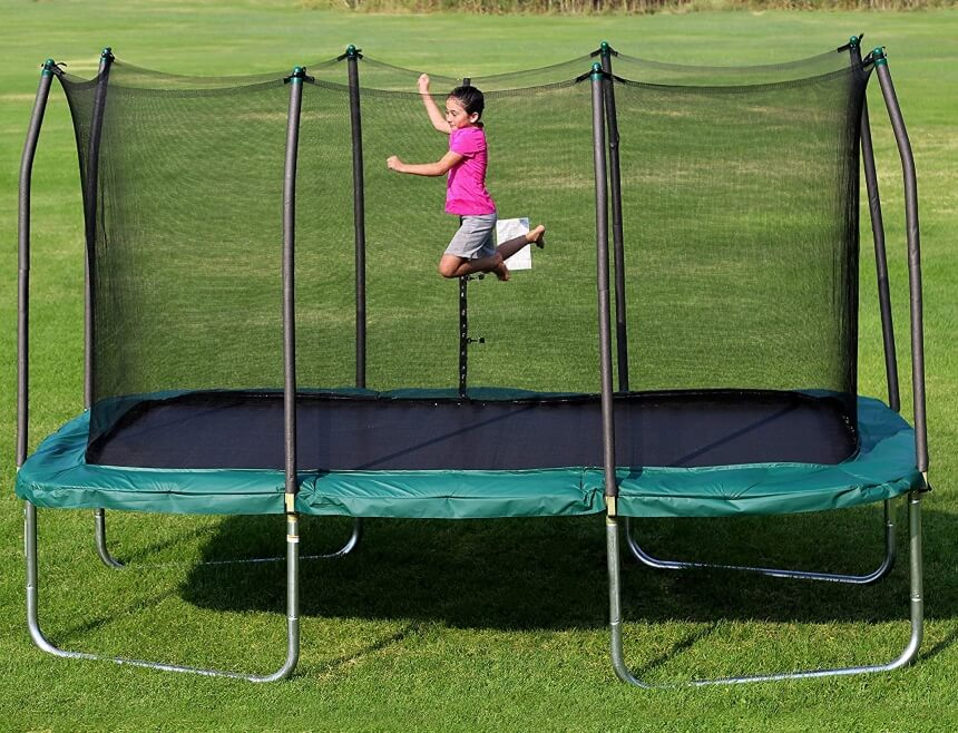 Trampoline Weight Limit: How It is Determined and Why It Matters