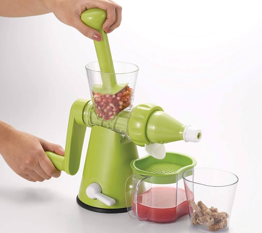 8 Types of Juicers - Choose the Right One for Your Needs!
