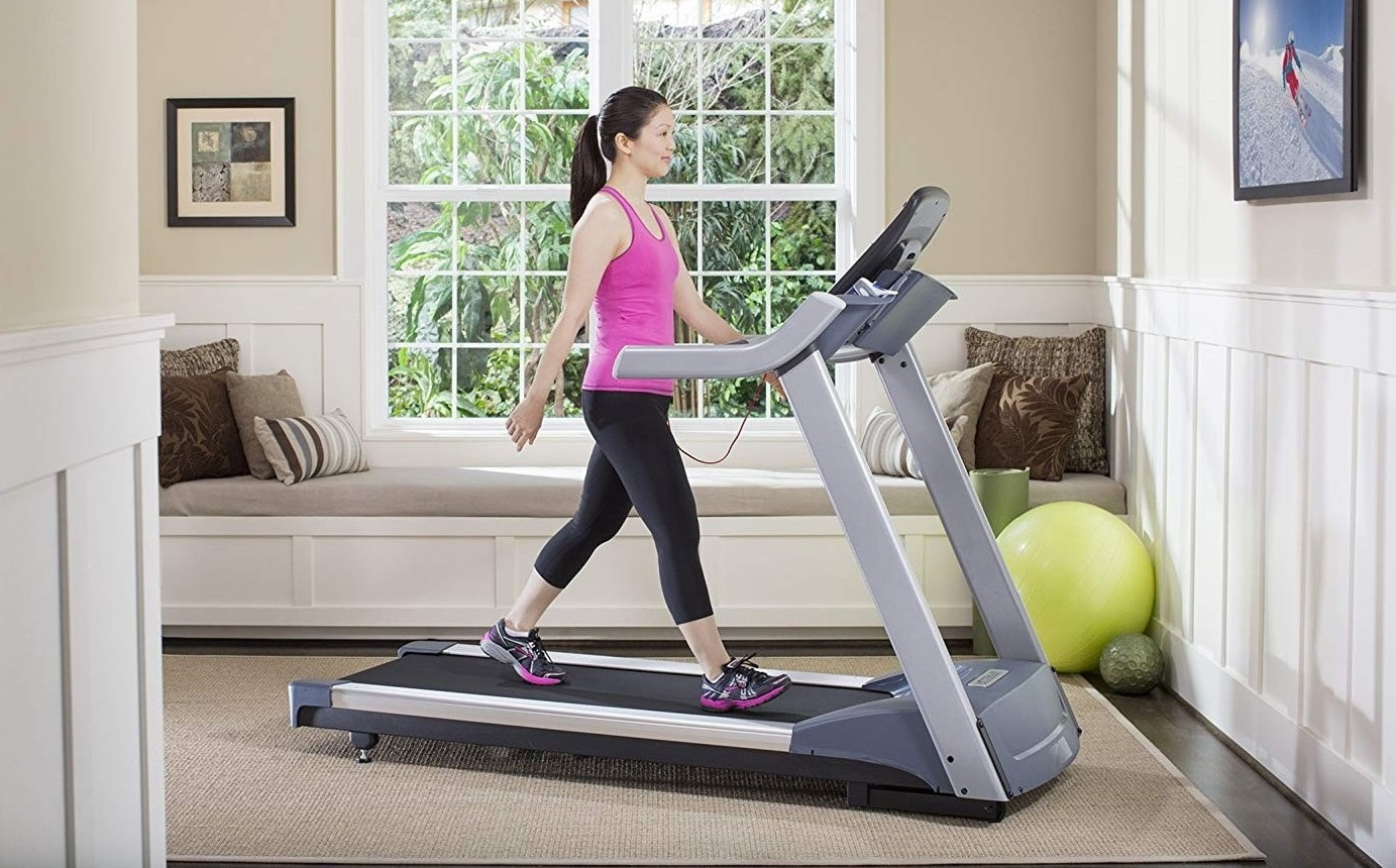 8 Excellent Treadmills for Walking - Take a Stroll to a Healthy Body