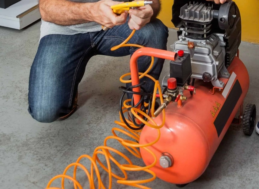 How Air Compressors Work