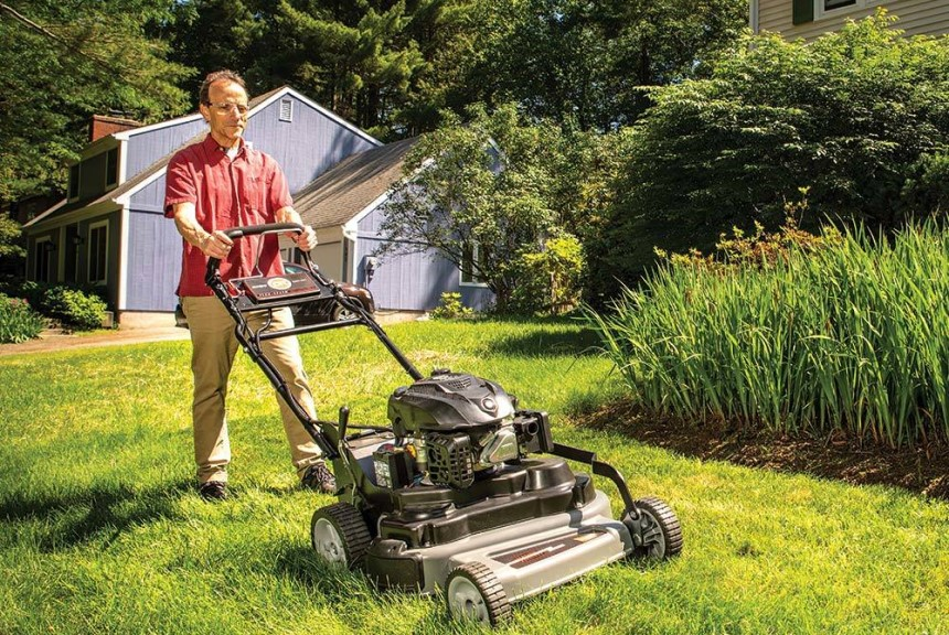 How Do Lawn Mowers Work?