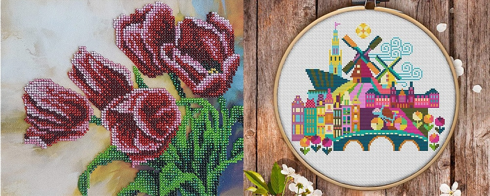 Needlepoint vs Cross Stitch Compared in Detail