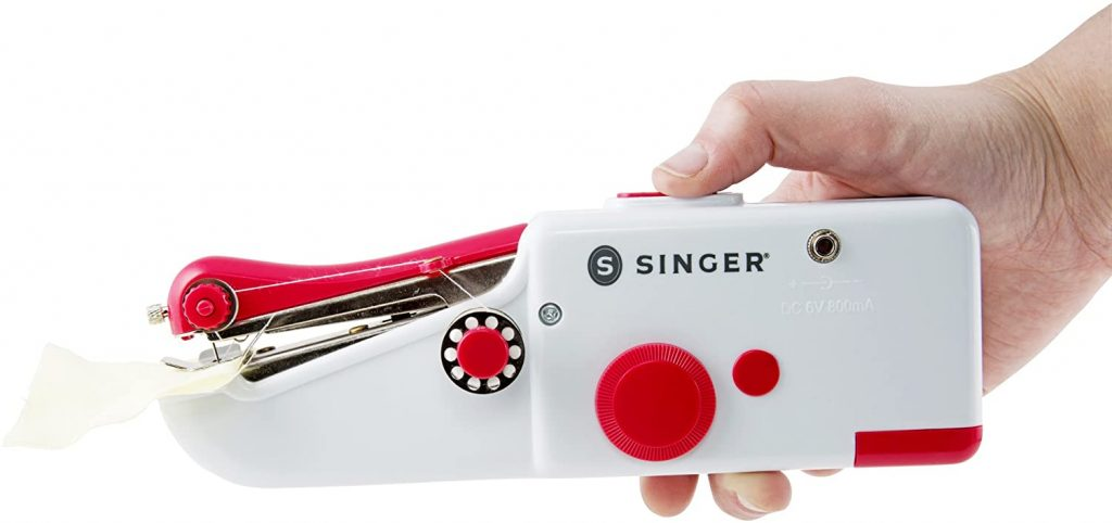 How to Use a Handheld Sewing Machine: Comprehensive Guide
