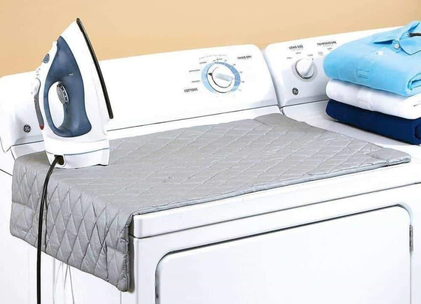 6 Awesome Ironing Mats - Iron on Any Surface Without Damaging It
