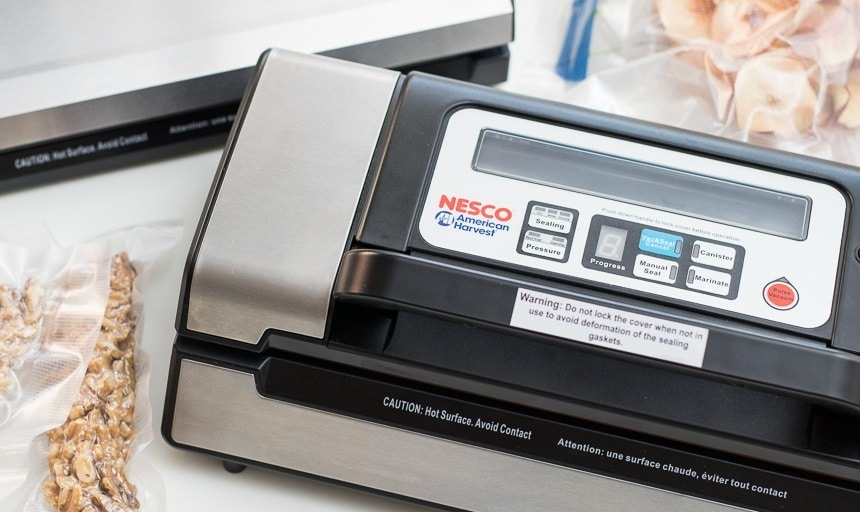 6 Awesome Vacuum Sealers for Liquids - No Foods Get Spoiled