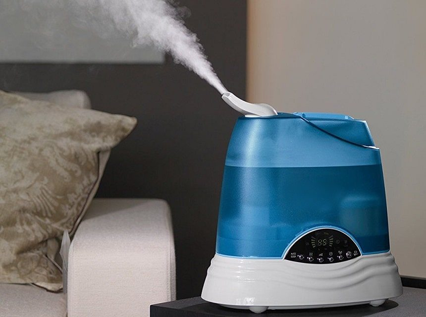 Cool Mist vs Warm Mist Humidifier: What's the Difference?