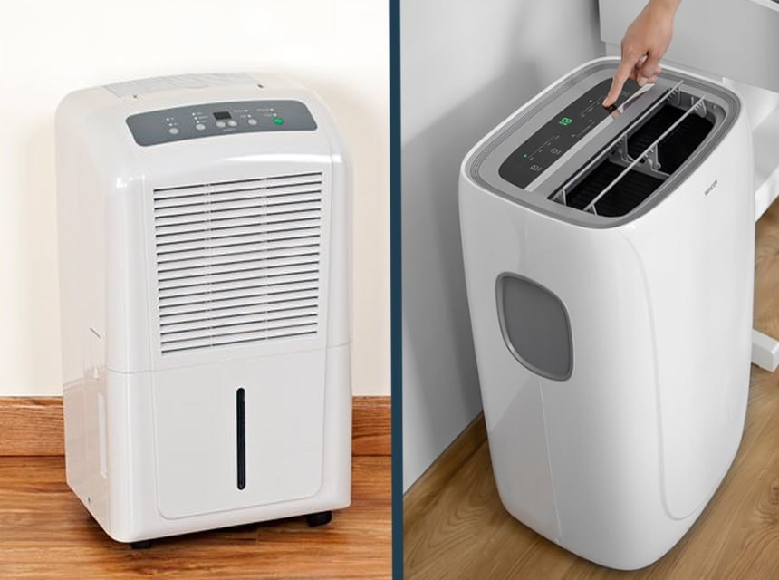 Dehumidifier vs AC: Which One to Pick?
